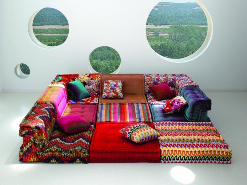 How Furniture Knockoffs Affect Interior Design ~ Mah jong sofa knock off simple decoration on home gallery