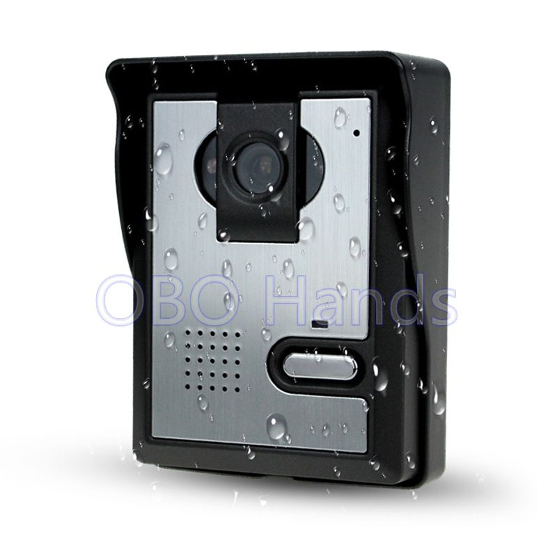 Free Shipping Video Door Phone Intercom System Video Door Bell