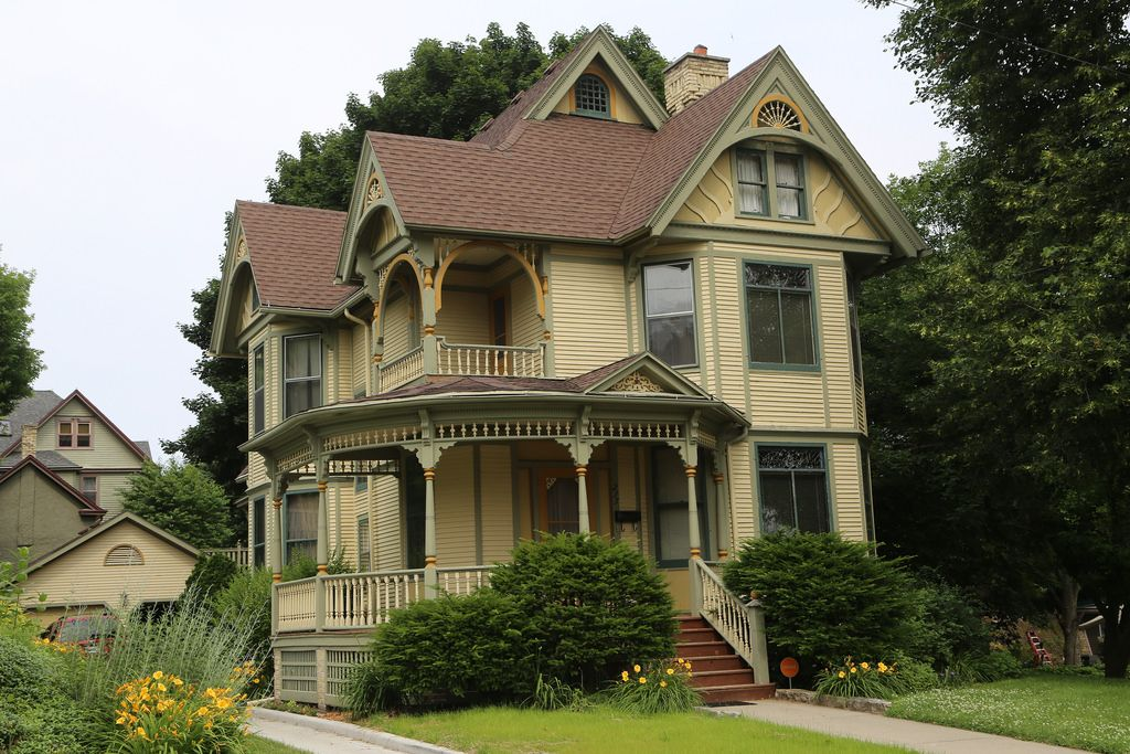janesville wisconsin rock county wi in 2019 dollhouse kits rh pinterest com  historic homes for sale wisconsin