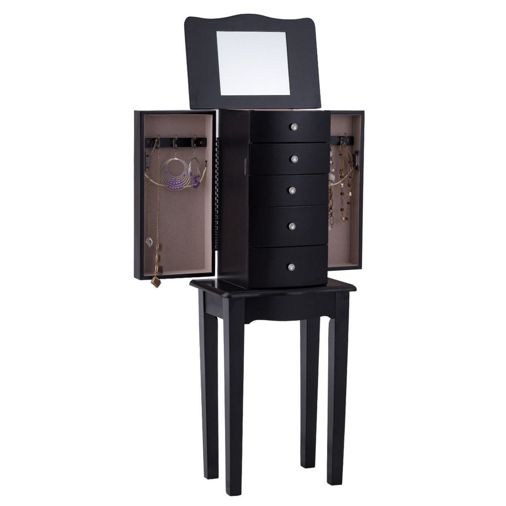 Jewelry Cabinet Storage Chest Pinterest Jewelry Cabinet Cabinet