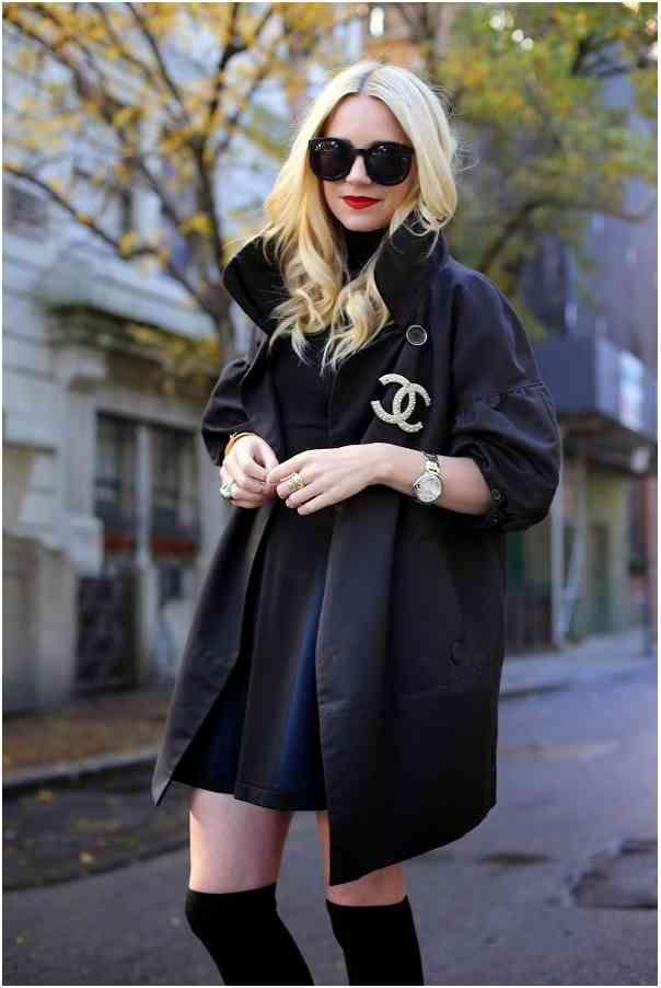 BLACK DRESS ALC