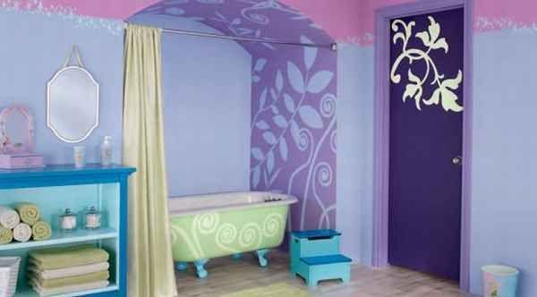 Tinkerbell bathroom tinkerbell ideas pinterest for Disney fairies bedroom ideas