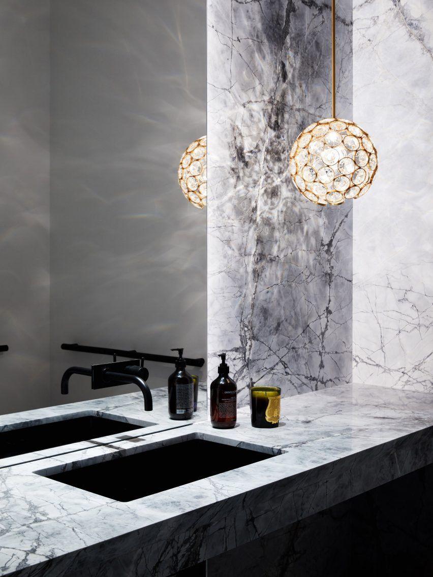 Avenue Road A Apartmentstyle Design Showroom Opens In Manhattan - Bathroom showrooms manhattan
