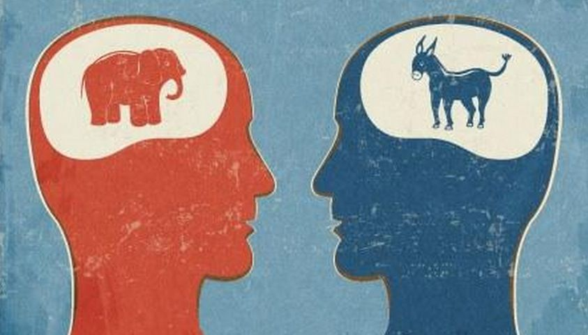 this test shows the difference between democrats and republicans, give it a try....interesting