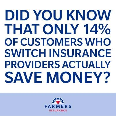 Interesting Car Insurance Statistic From Farmers Insurance