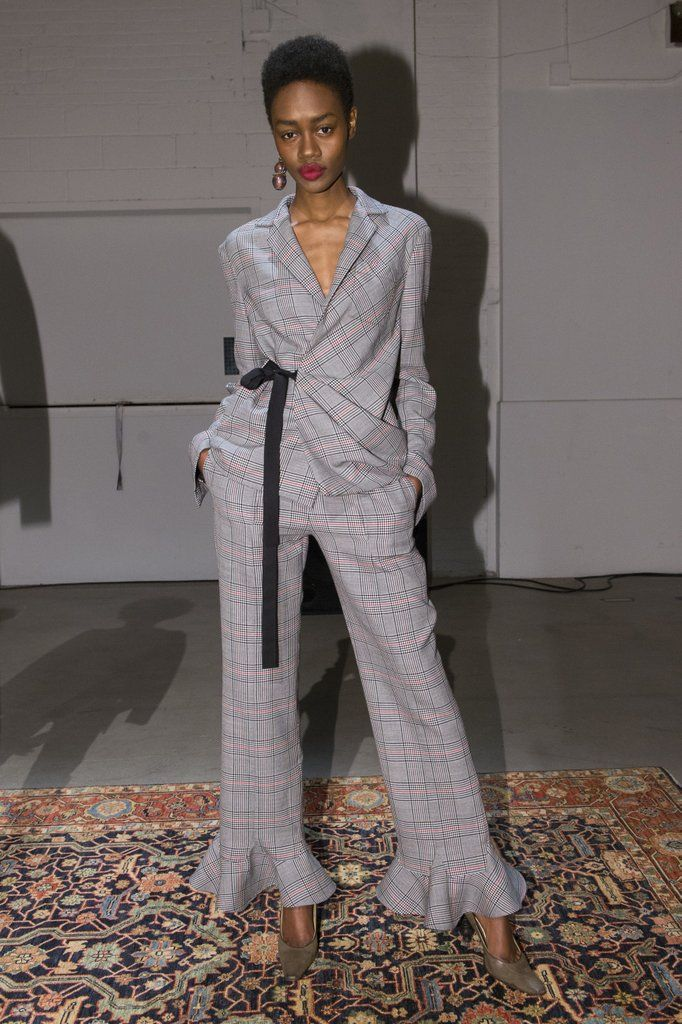 The 8 trends you'll be wearing this Fall Rosie Assoulin Fall 2017