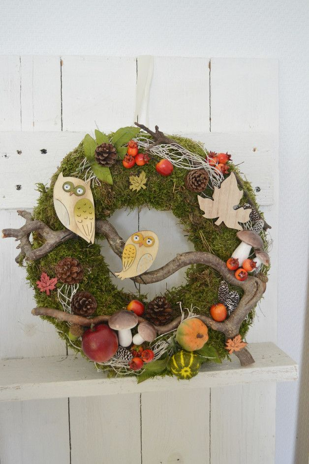 Photo of Hello everyone, I am offering you a beautifully decorated wall / door wreath …