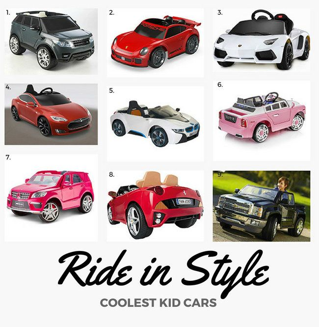 Toy Tuesday The Coolest Most Luxurious Ride On Cars For Kids Childcare Cool Stuff Luxury