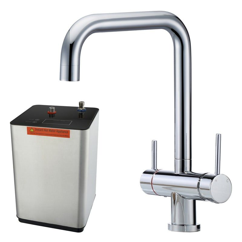 Schon Hilbre 3 In 1 Boiling Water Tap Water Tap Boiling Water