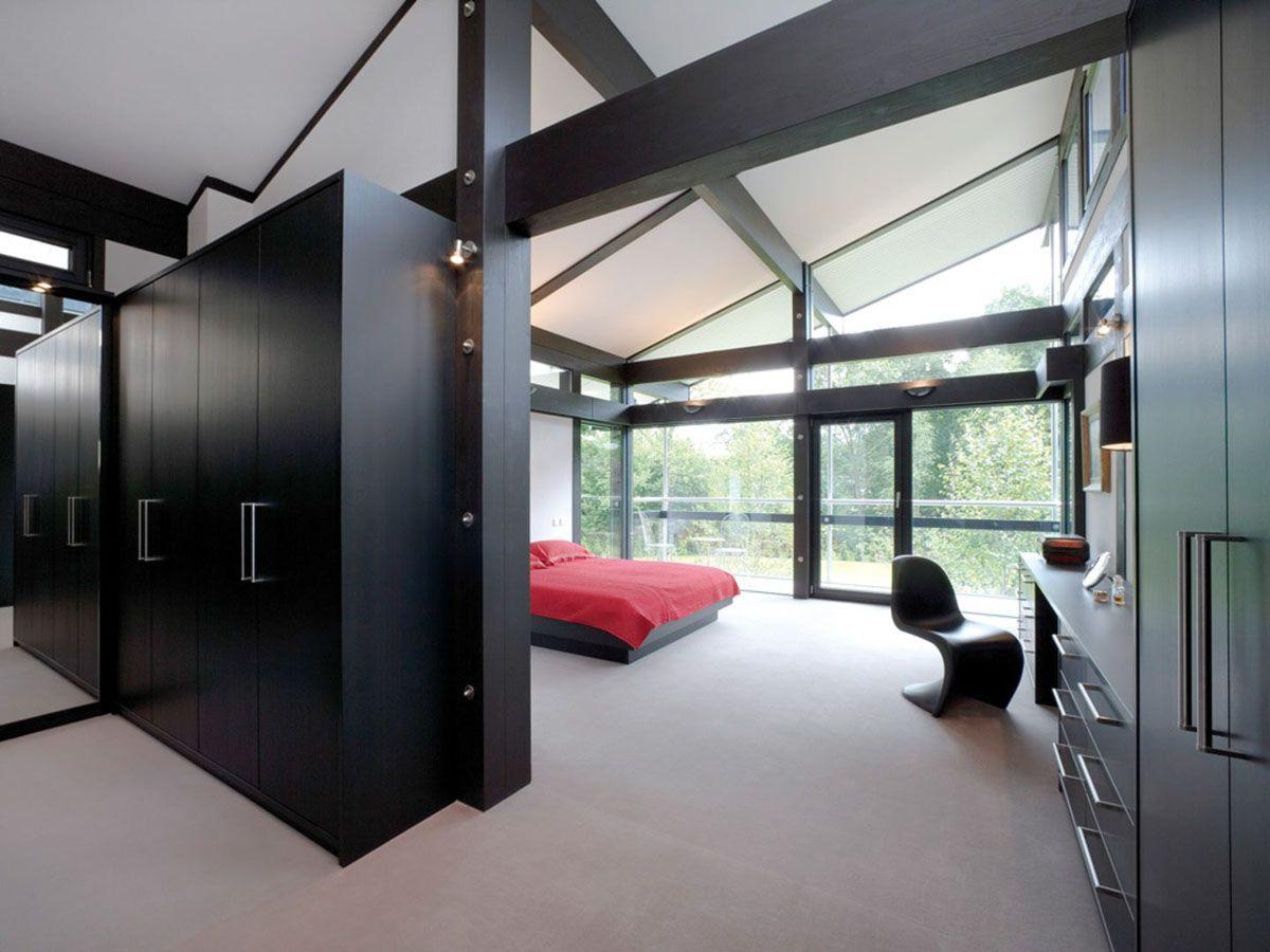 Modern Timber Framed Minimalist Bungalow House | IDesignArch | Interior  Design, Architecture U0026 Interior