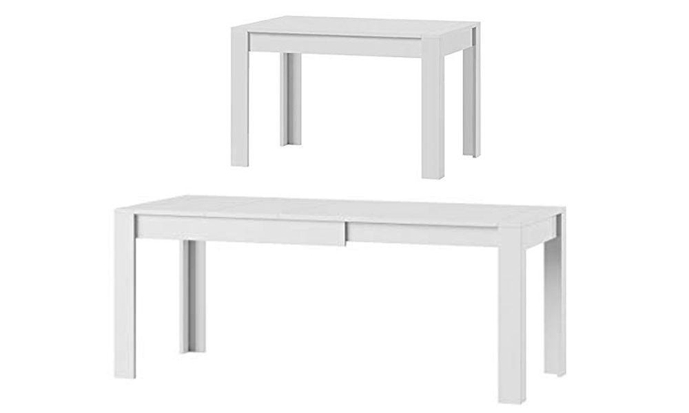 Gefallen Ihnen Weisse Tische Bevorzugen Sie Weiss Matt Oder Weiss