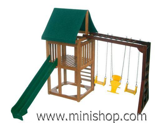 Dollhouse Miniatures -