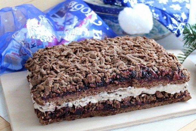 Торт «Каракуль»: рецепт с фото, как приготовить | Рецепты ...