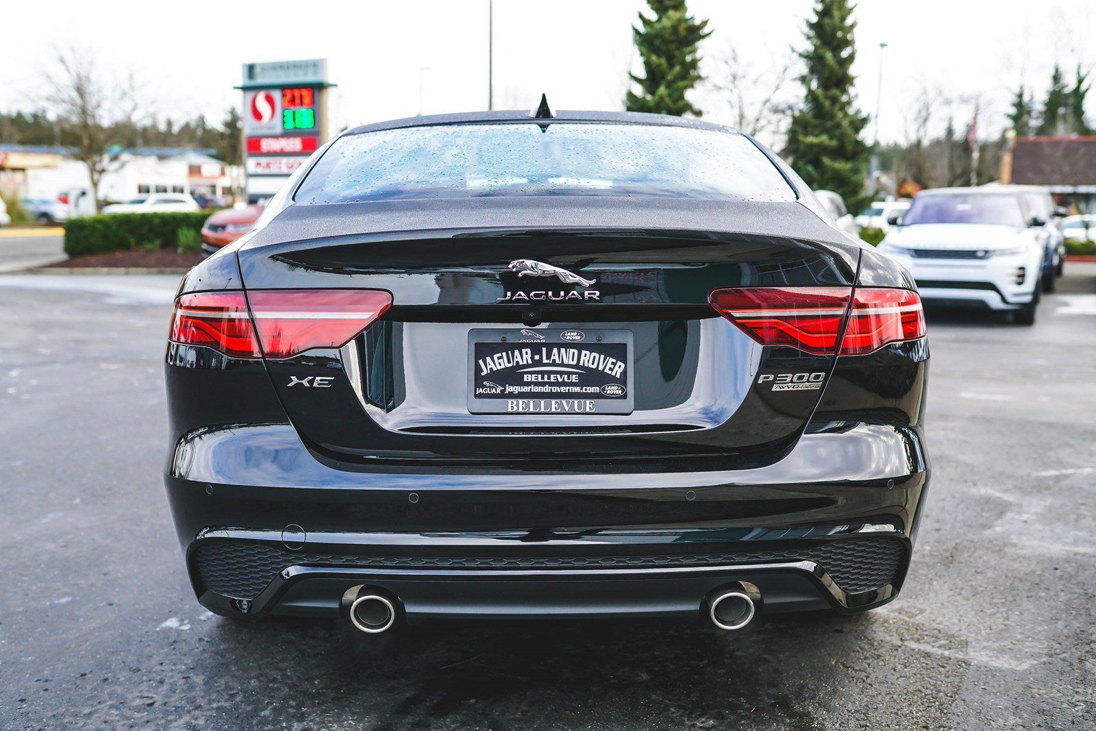 New 2020 Jaguar XE RDynamic S 4dr Car in Bellevue 90890