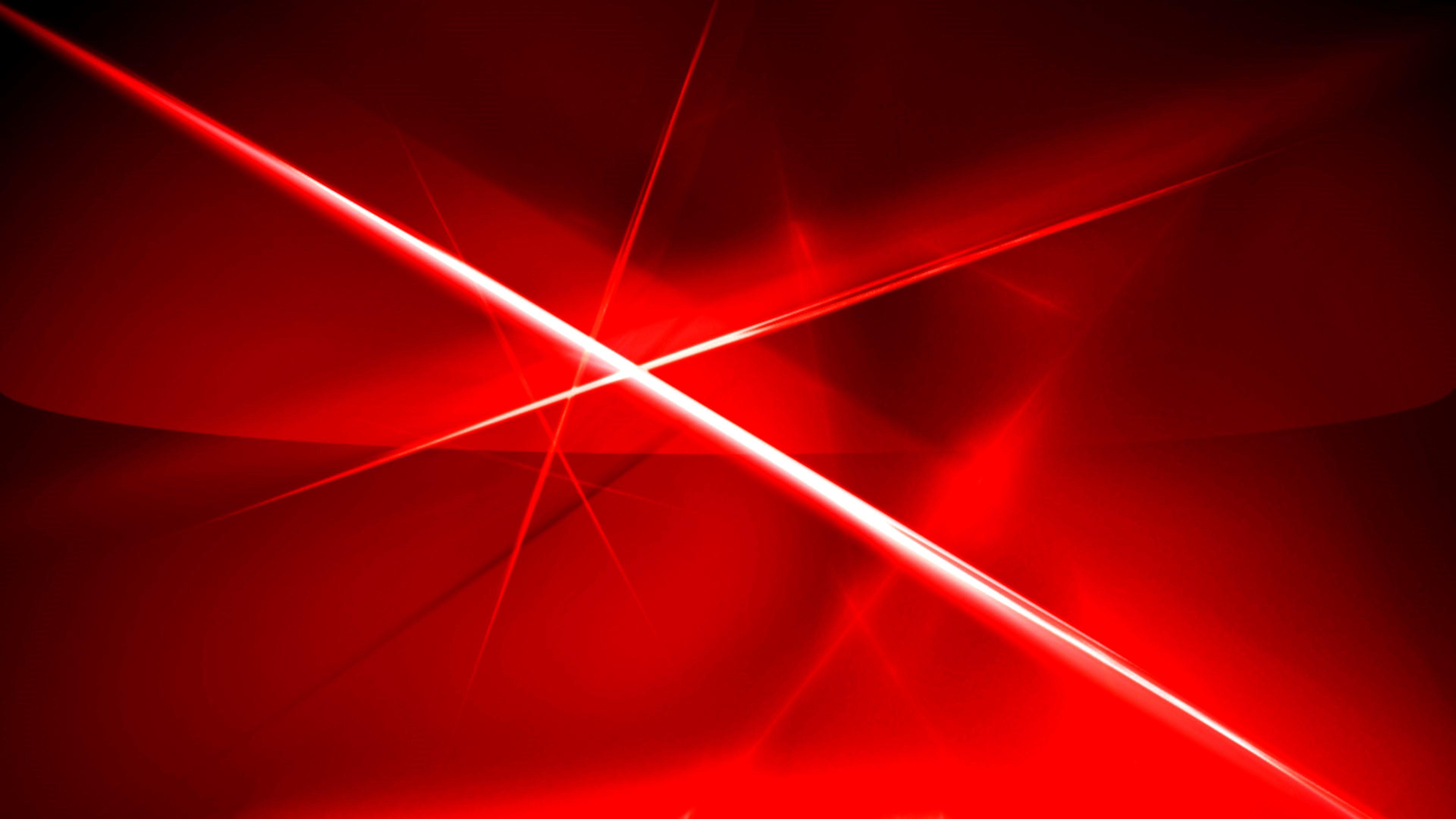 4k Wallpaper Abstract Red Trick Seni