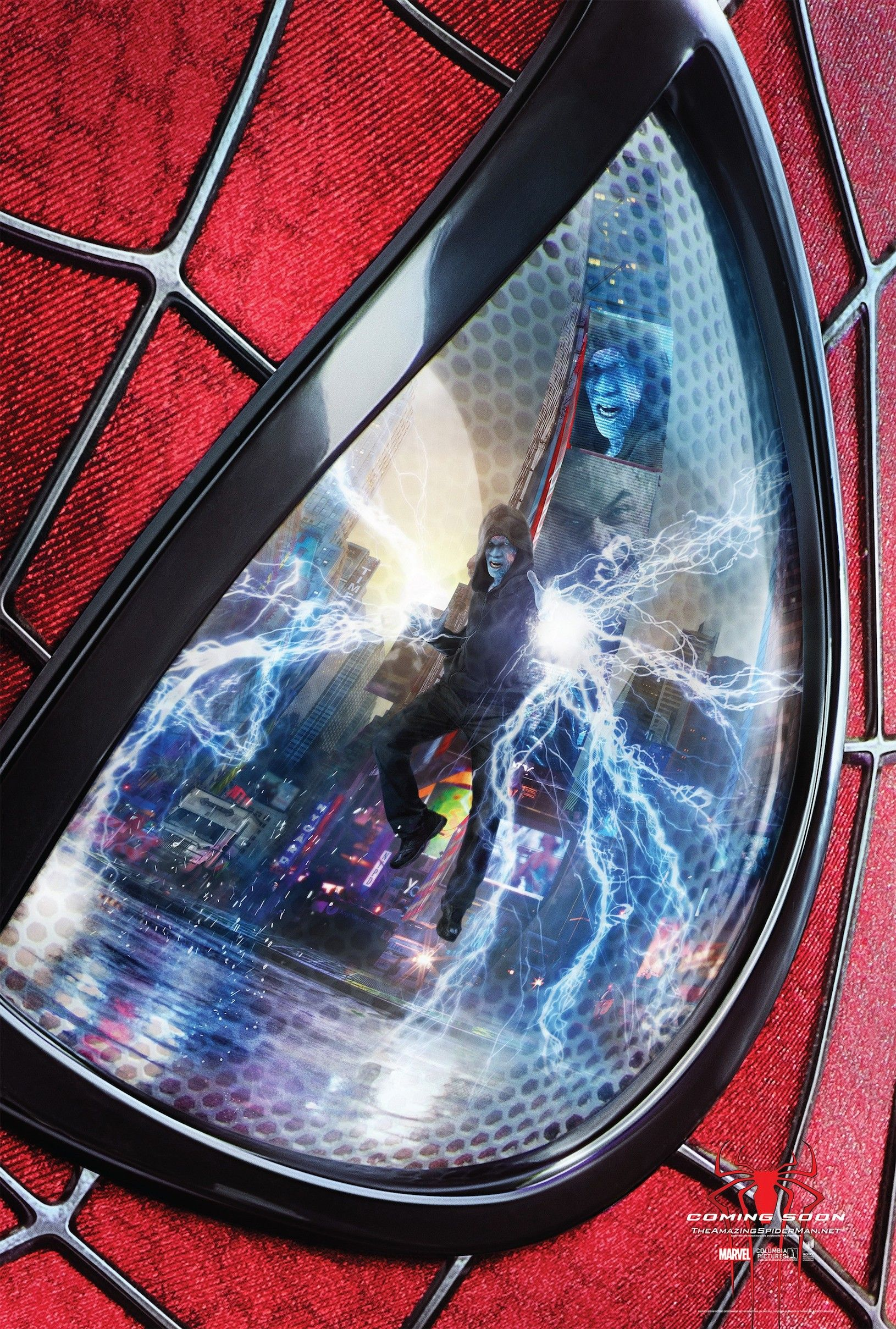 The Amazing Spider Man 2 Intl Poster2 (1630 2417)