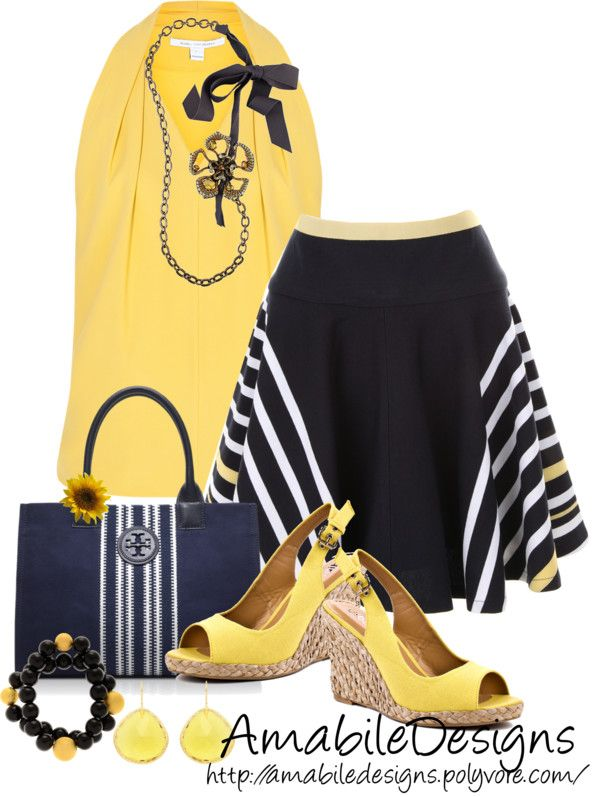 """""""Summer Day Date"""" by amabiledesigns on Polyvore"""