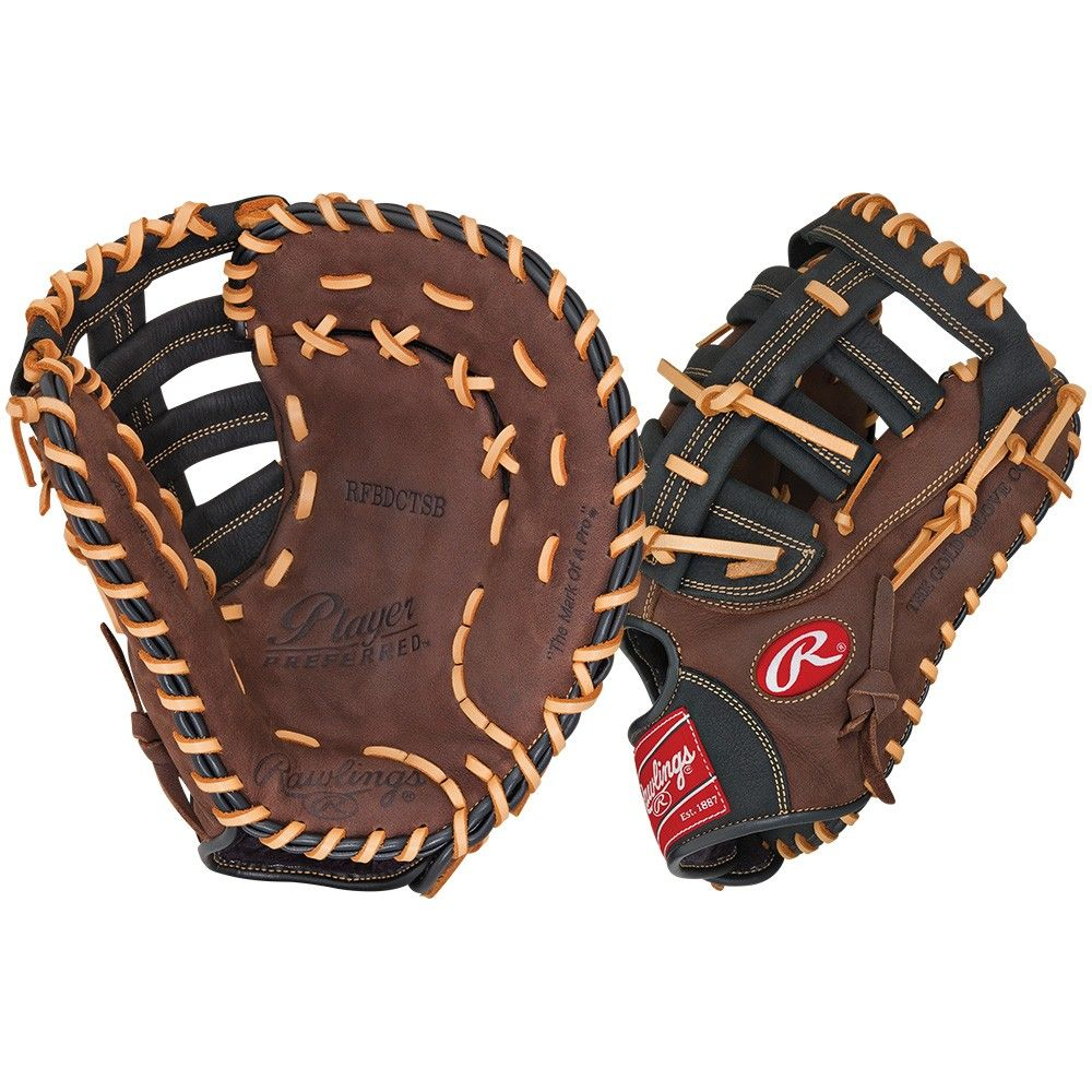 First baseman glove Gloves, Baseball gear, Baseball glove