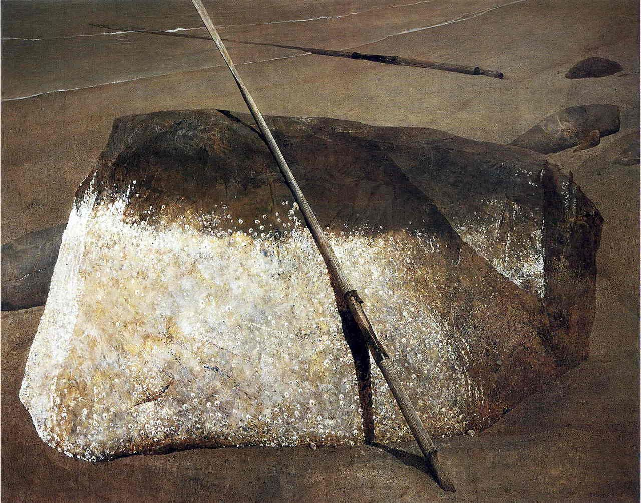 Andrew Wyeth (с изображениями) | Джейми уайет, Художники ...