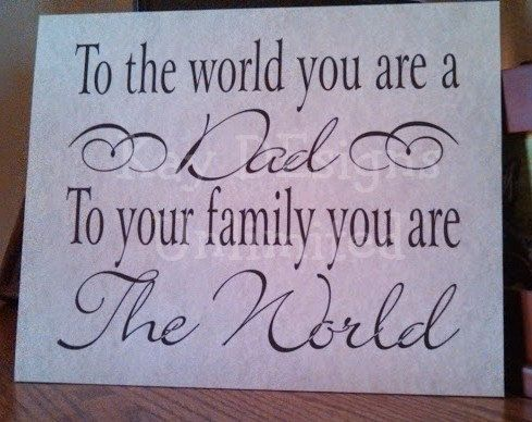 Gift For Dad Fathers Day Birthday Or Christmas Idea Unique Will Love Print Is Ready Your Frame Wood Sign Also Available