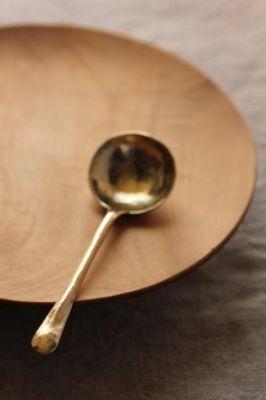 Brass Coffee Measuring Spoon L スプーン コーヒー 真鍮 表札