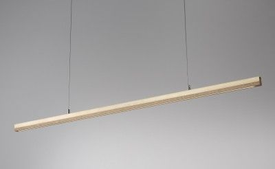 2by3 Custom Br Linear Led Pendant In