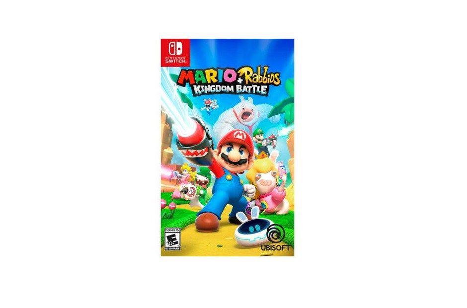 Mario Rabbids Kingdom Battle Nintendo Switch for $29.88 at Walmart ...
