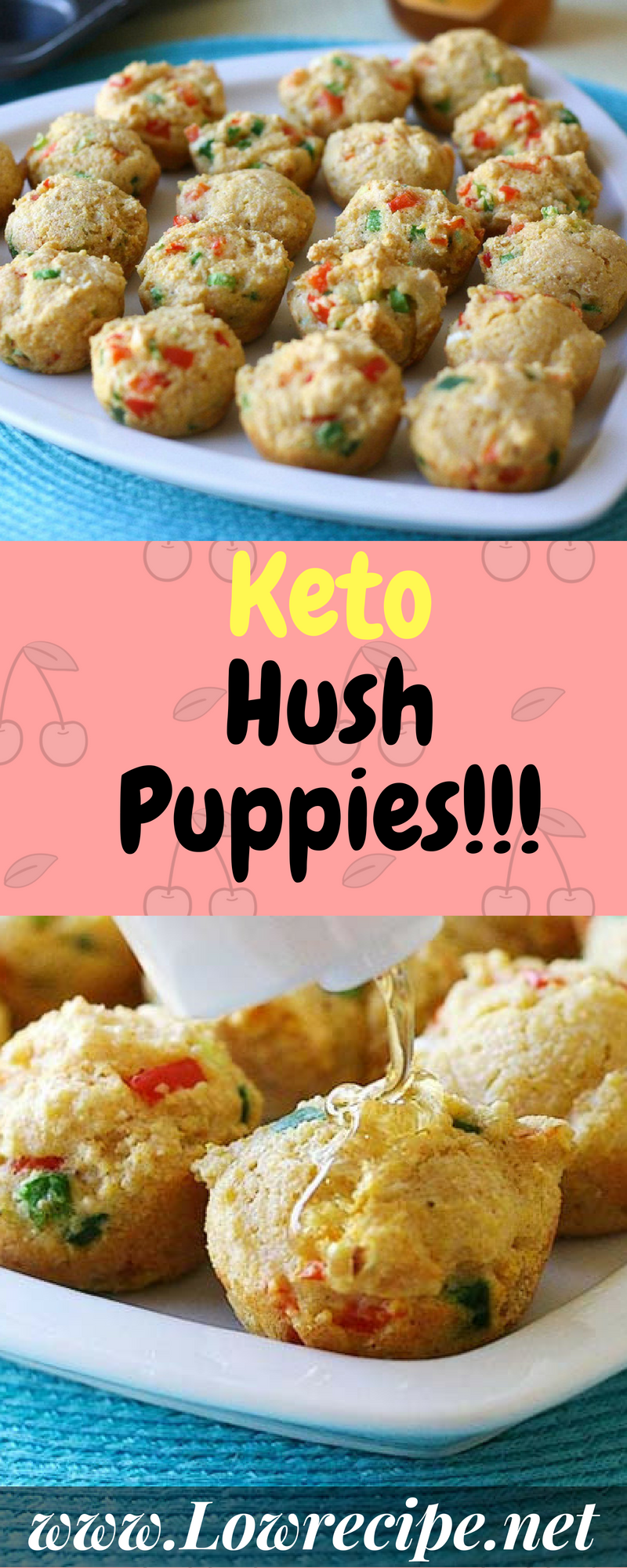 Keto Hush Puppies With Images Recipes Hush Puppies Recipe Good Healthy Recipes