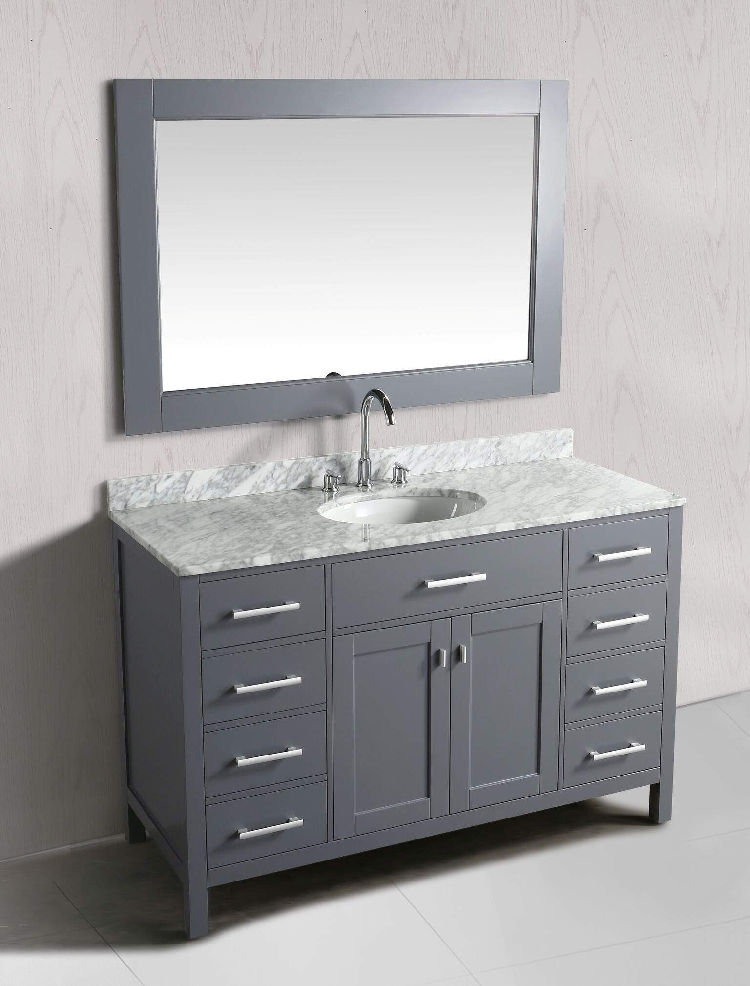 54 Inch Bathroom Vanity Bathroom Vanity Bedroom Furniture