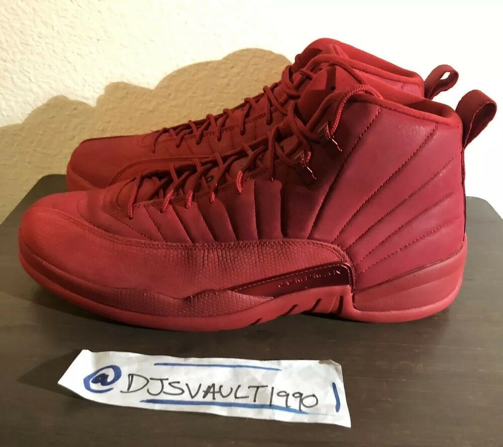 new styles 1c642 93008 Brand New Size 14 Air Jordan Retro 12 XII Gym Red 2018 ...
