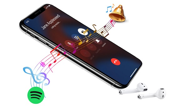 Set Spotify Music as iPhone Ringtone M4VGear in 2020