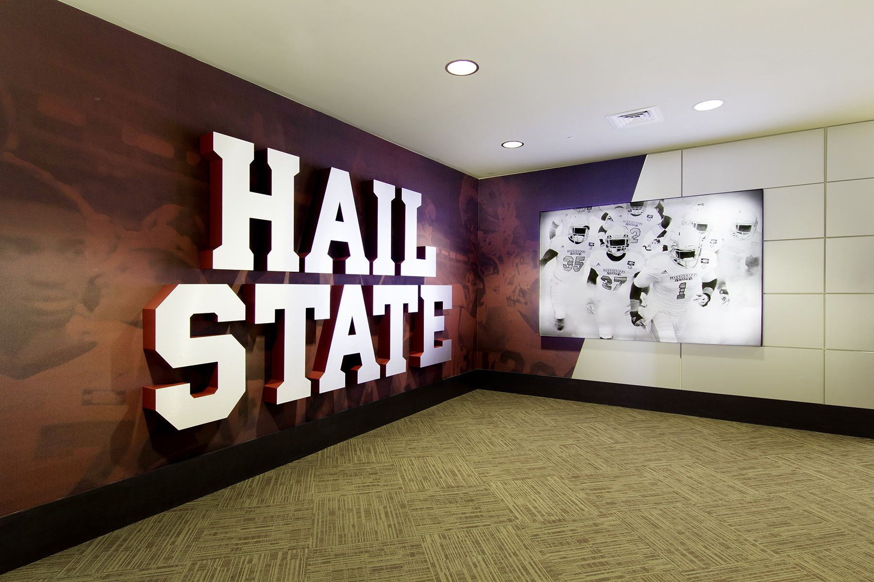 Mississippi state university leo seal jr football - Interior design school nashville ...