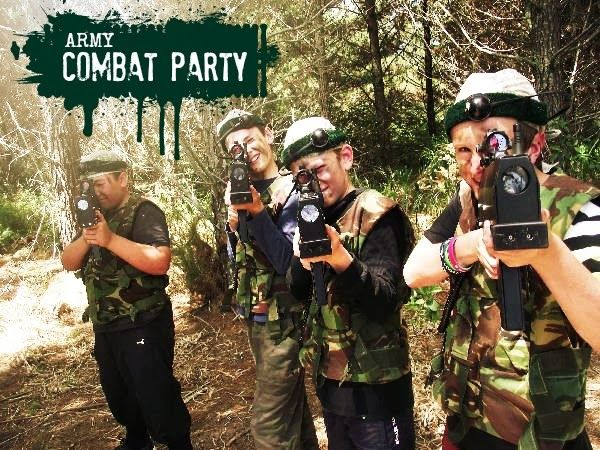 Greatfun4kids Army Combat Party For 11 Year Old Boys Guess The Girls Will Just Have To D Army Birthday Parties Boys Birthday Party Games Camo Birthday Party
