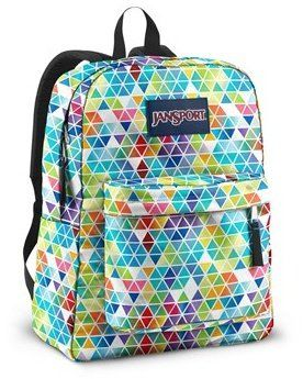 Cute backpack ideas for middle school girls. Image: JANSPORT ...