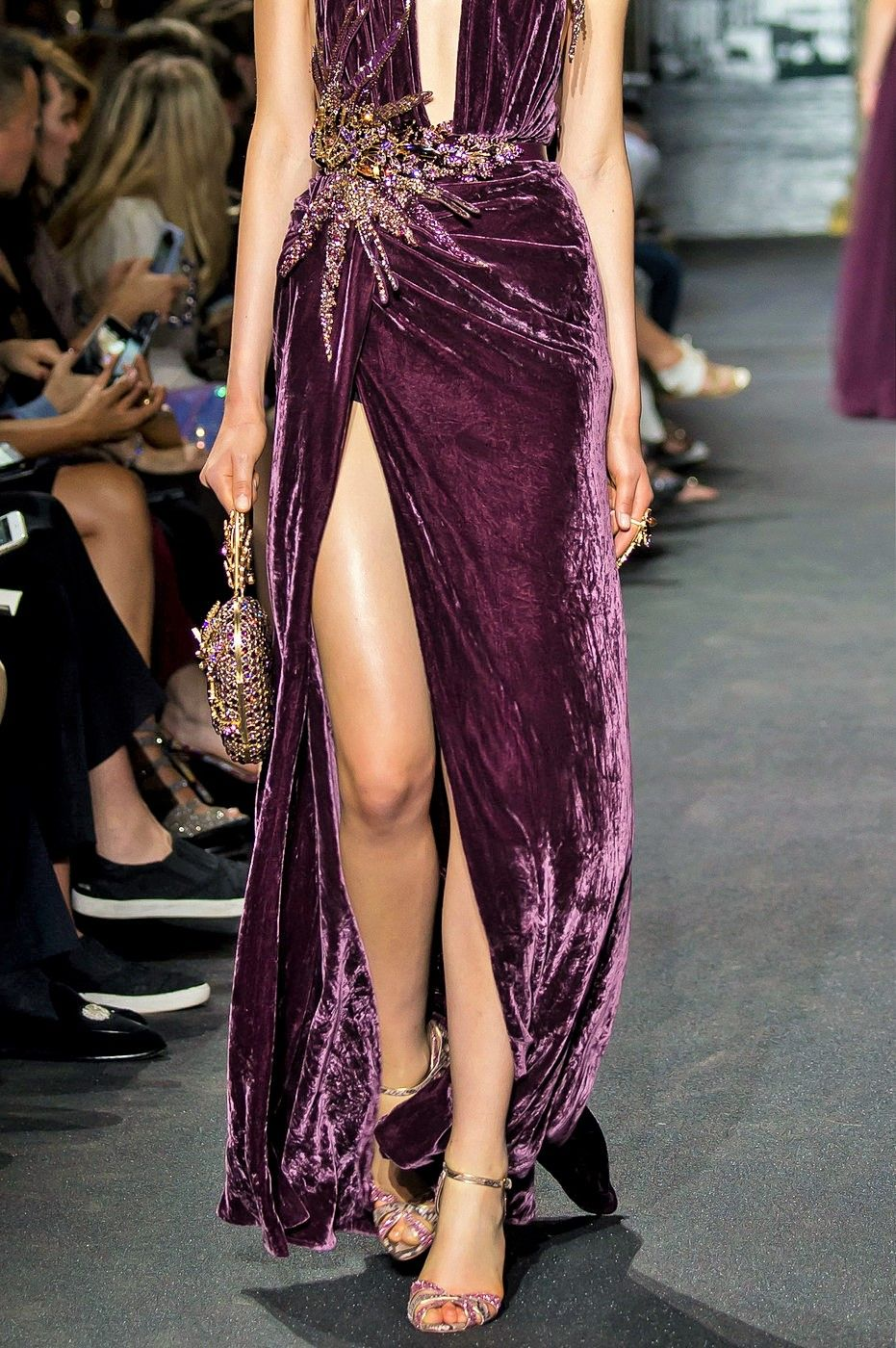 """midnight-charm: """" Elie Saab Fall / Winter 2016 Haute Couture """""""