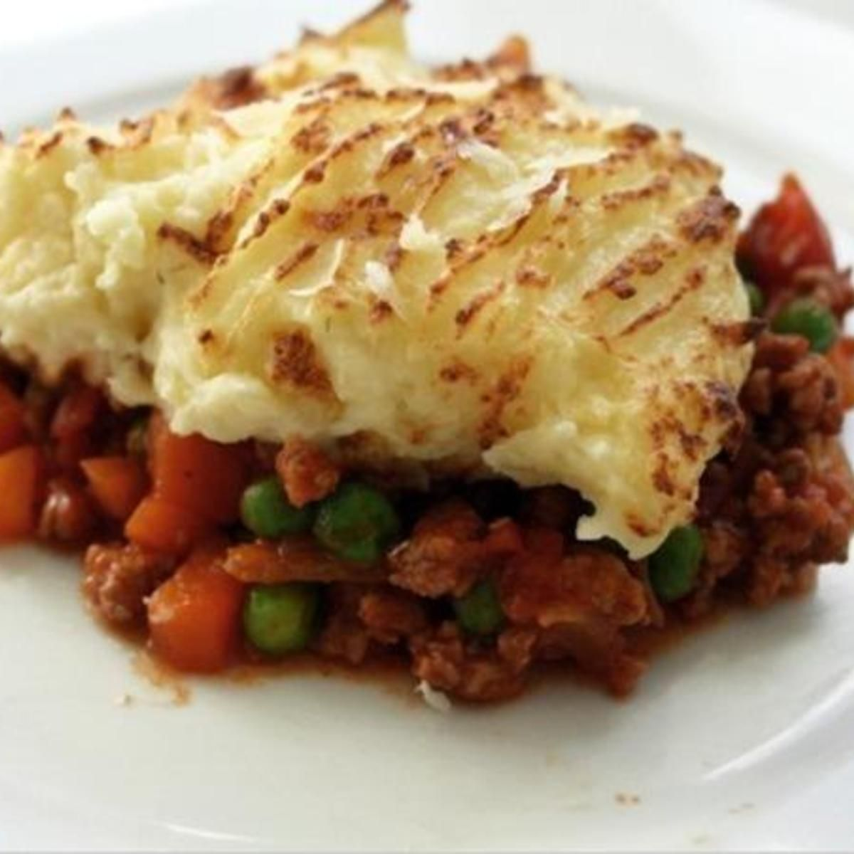 English Shepherds Pie Recipe Goodies D Eggplant Salad Food Pie Recipes