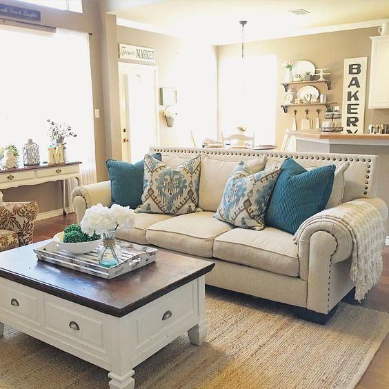 """Small Apartment Living Room Decor Ideas Color Foyer: """"Thank You So Much To @thegracehouse For Sharing Your"""