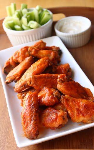 Food Wishes Video Recipes Original Buffalo Chicken Wings Shaken
