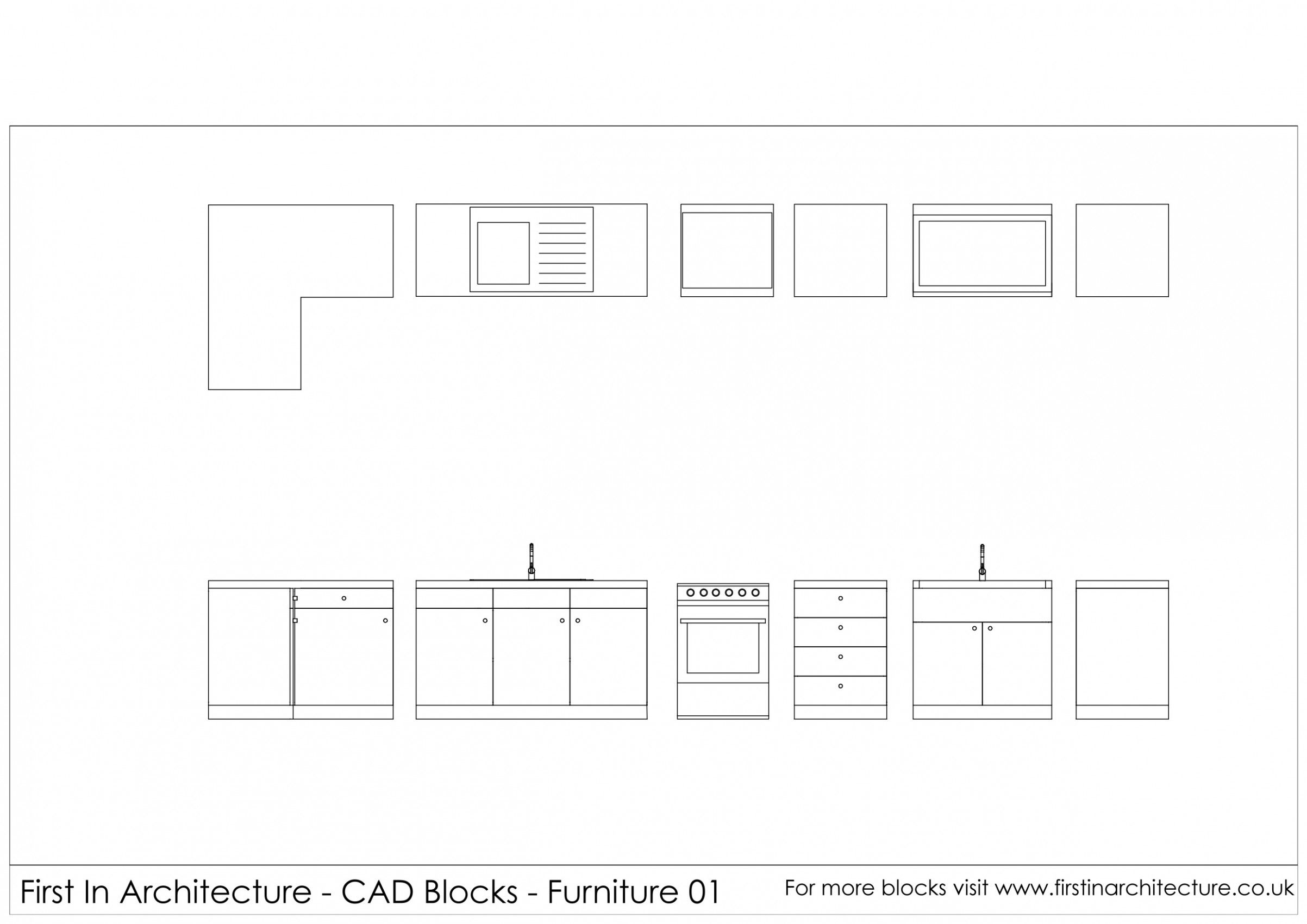 10 How To Build Kitchen Cabinets Autocad Architecture Di 2020