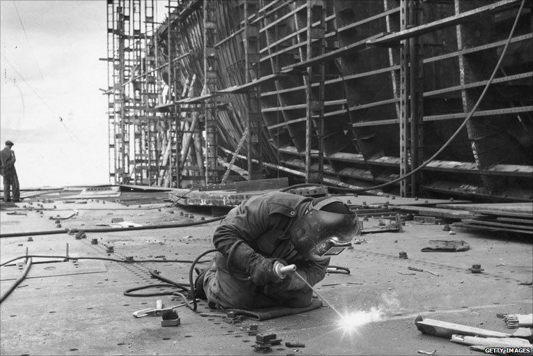 welder working at a shipyard in Greenock on 17 July 1954 There is - metal worker sample resume