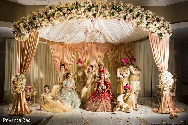 Wonderful Indian Wedding Portrait Indian Wedding Decorations