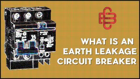 what is an earth leakage circuit breaker led pinterest rh pinterest com