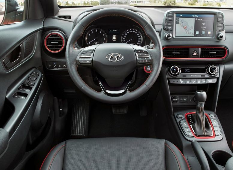2018 Hyundai Kona review new South Korean compact