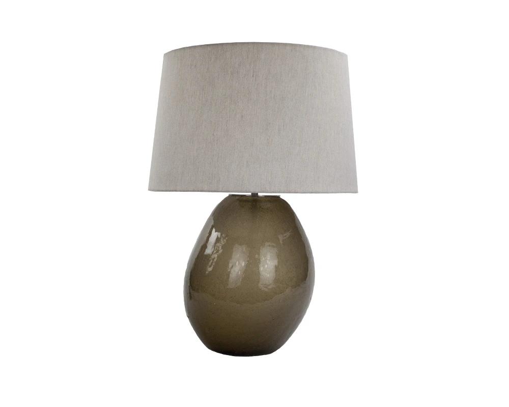 Pulegoso Asymmetric Lamp Base - Smoke // #birdiefortescue #sittingroomideas #sittingroomcozy #sittingroomdecor #livingroomdecor #livingroomessentials #livingroommusthaves #lampslivingroom