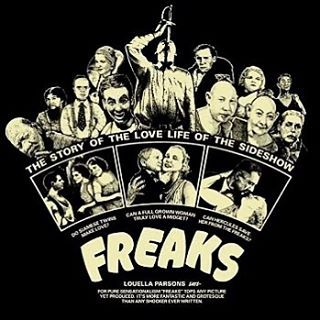 #TodBrowningsFreaks #Freaks #1930s  #Circus #Sideshow #OneofUs