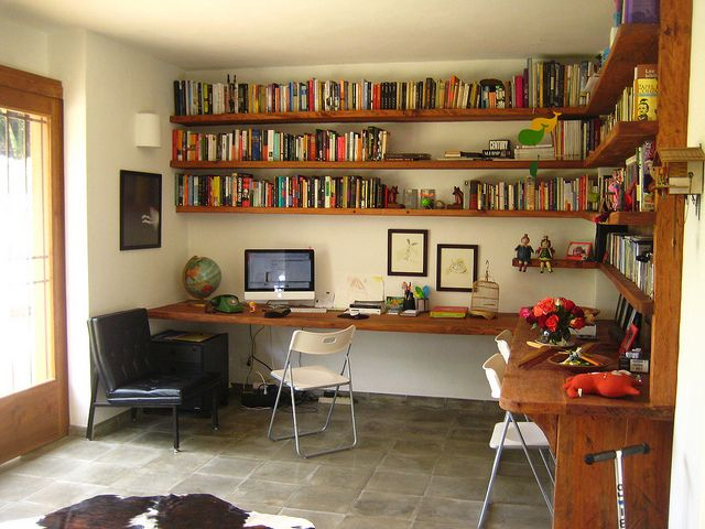 Well, the search is over. Here's the perfect home office.