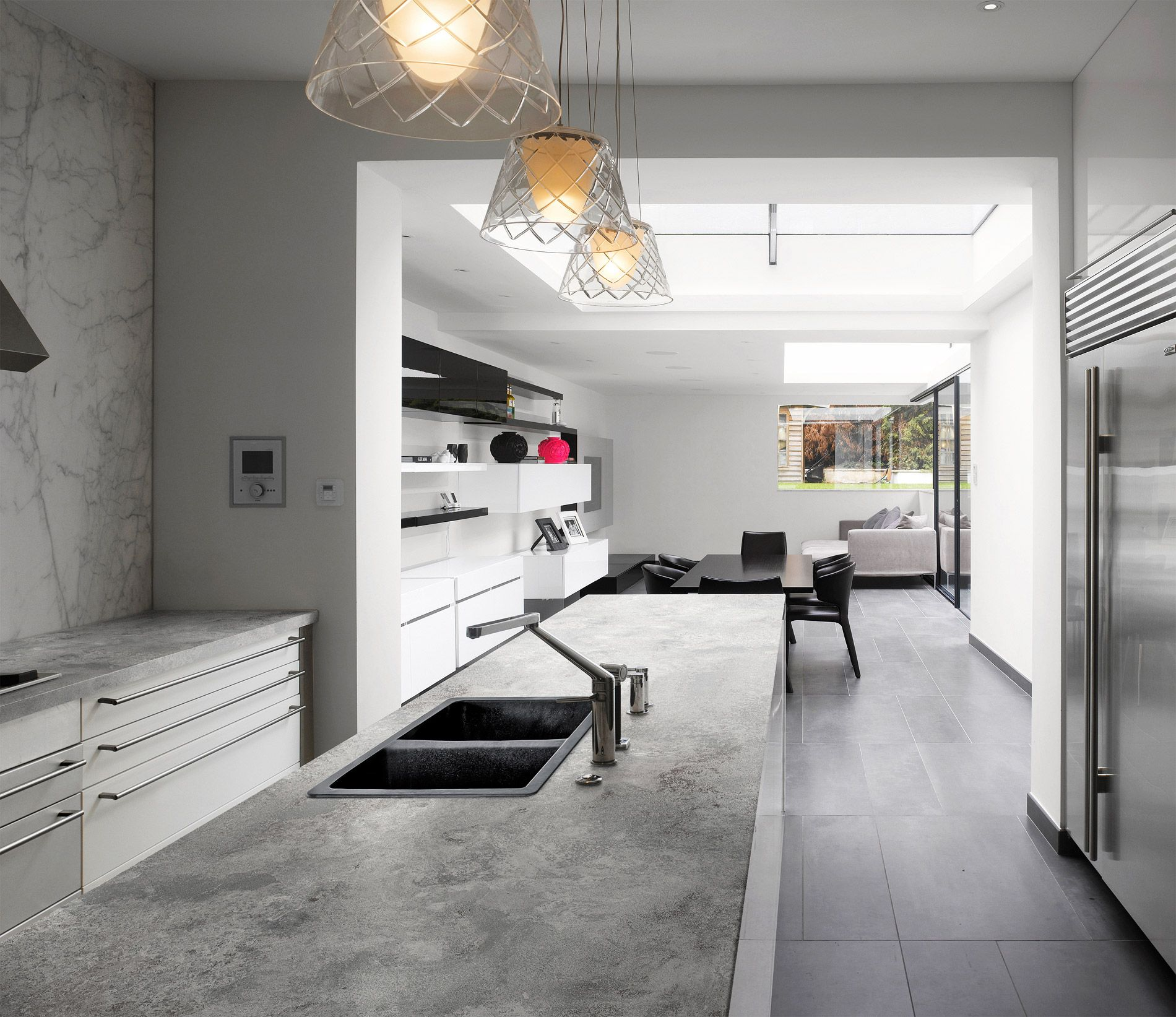 Blat Calcite Grey Concrete Kitchen Home Kitchen Inspiration Board