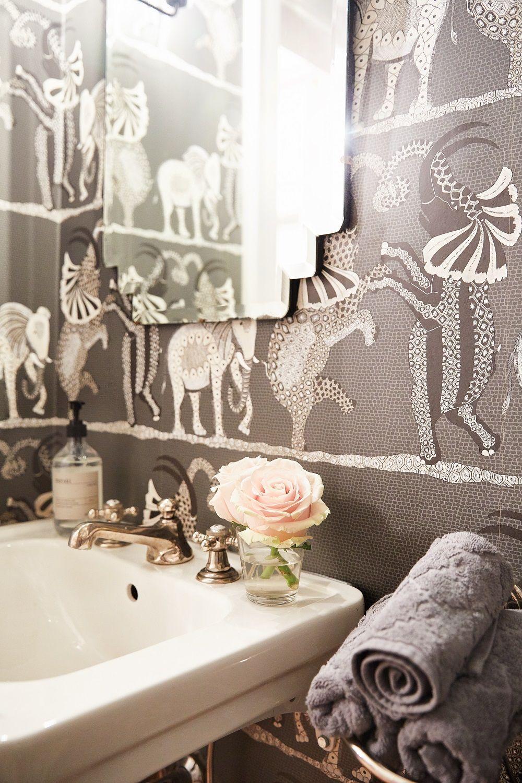 Badezimmer dekor grau bathroom goals im wunderschönen badezimmer von delia fischer kann