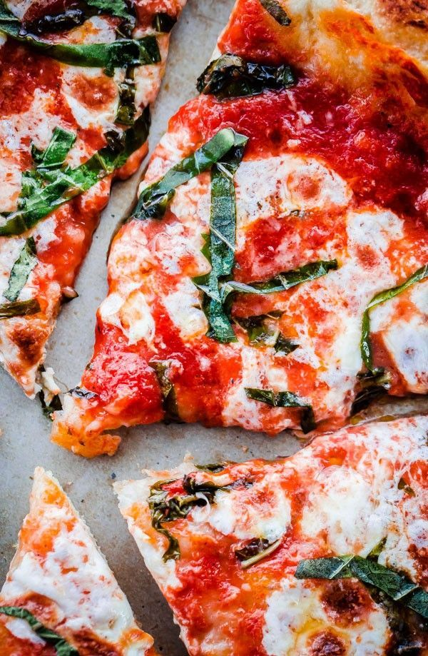 how to make pizza in oven recipe