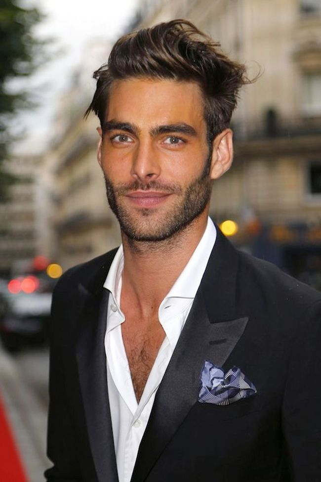 Jon Kortajarena Spanish Male Model And Actor Jon Kortajarena